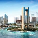 Bahrain Bay Four Seasons Hotel by SOM