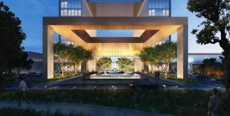 Bahrain Bay Four Seasons Hotel