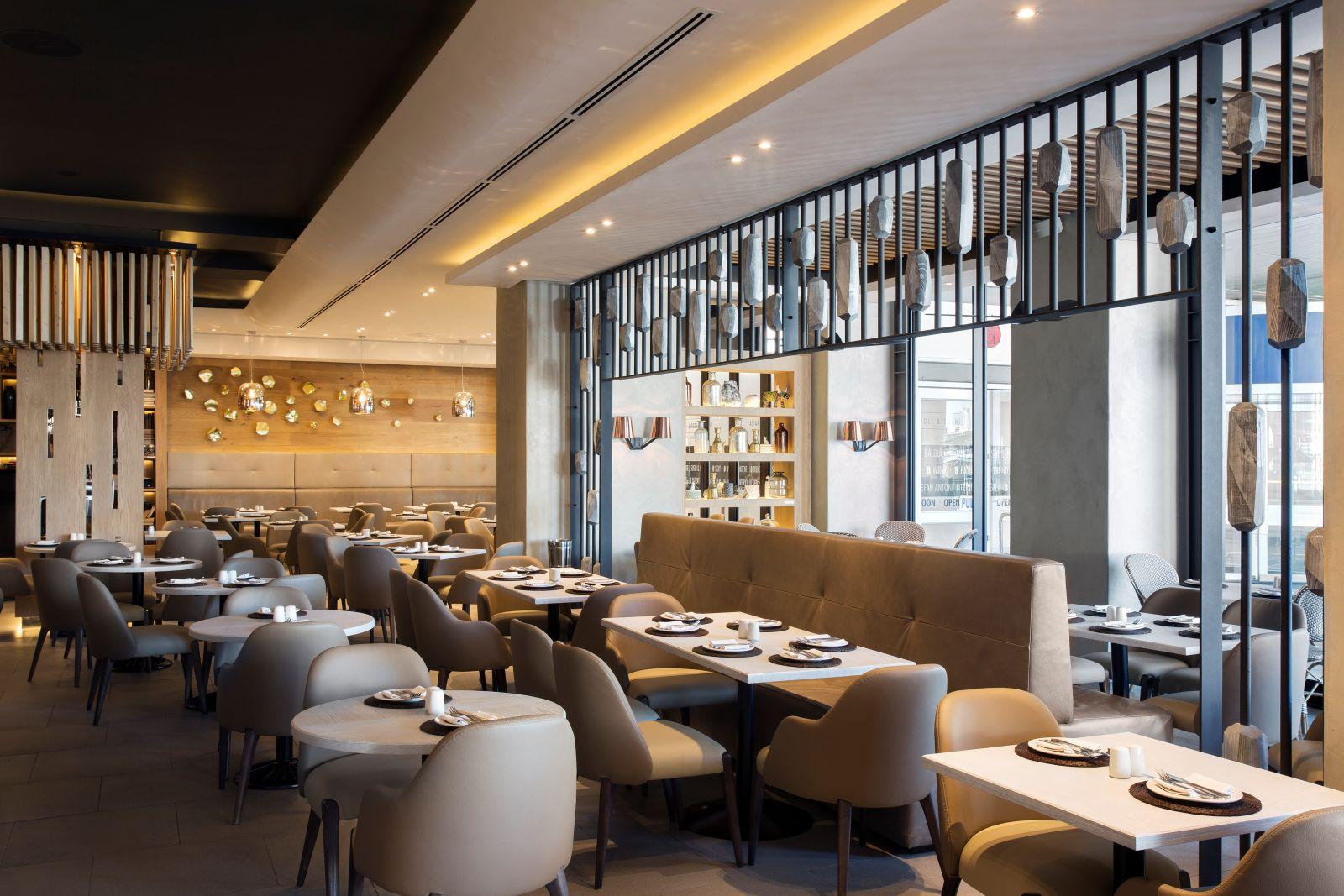 Balducci restaurant by arrcc