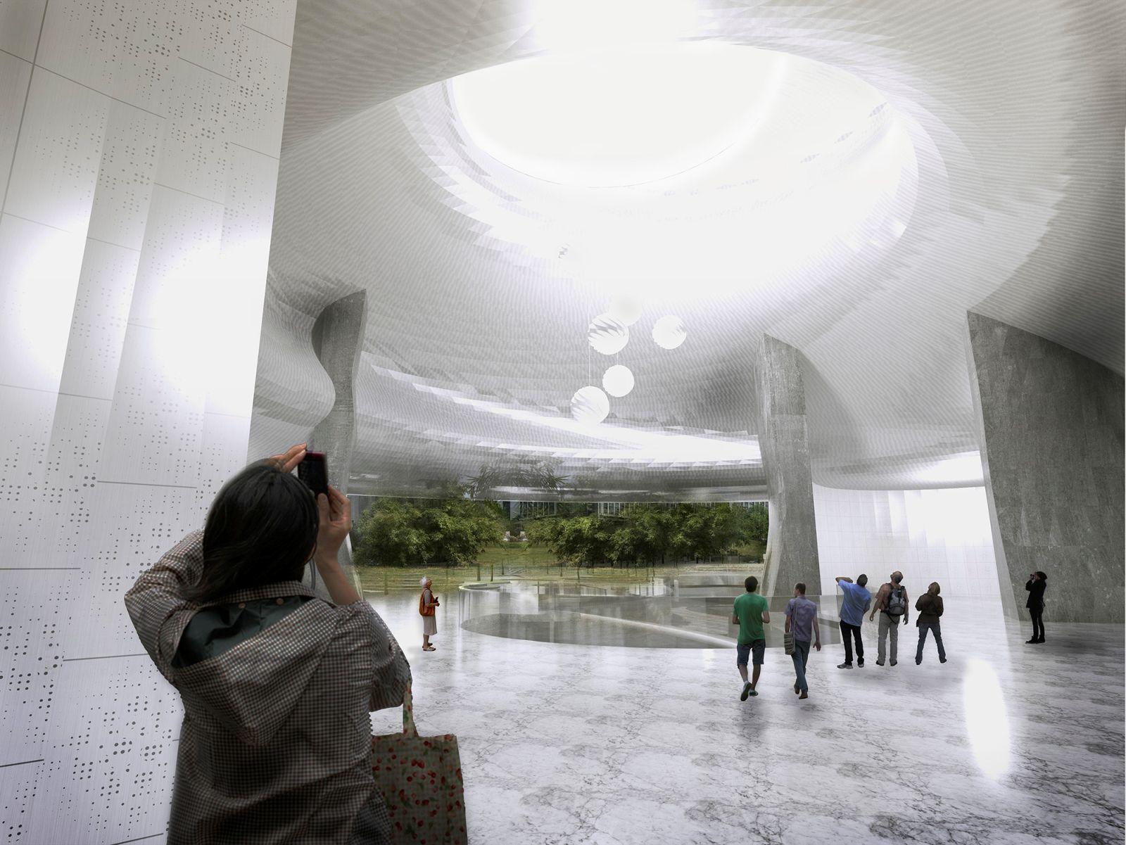 Bao'an Public Cultural and Art Center