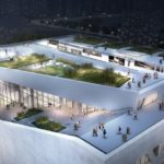 Bao'an Public Culture and Art Center by rmjm