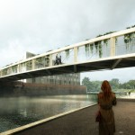 Bath Quays Bridge design competition