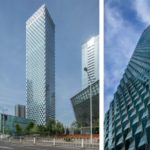 Completed Beijing Greenland Center by SOM