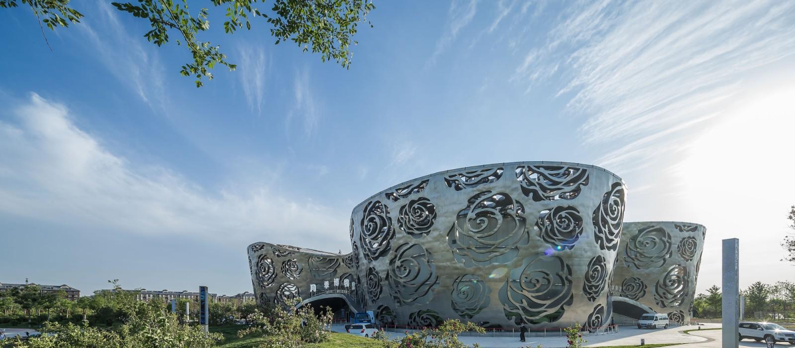 Beijing Rose Museum