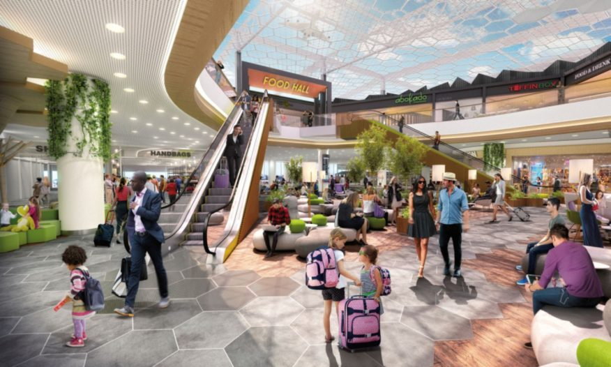 Manchester Airport's Terminal 2 transformation