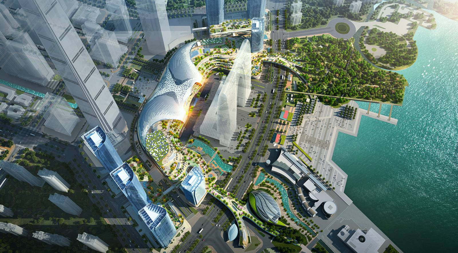 Benoy Wins at MIPIM Asia Awards