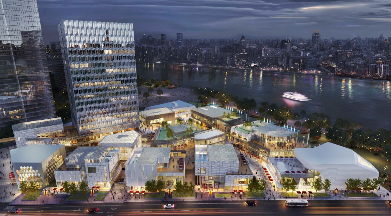 Shanghai's Harbour City