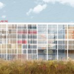 Benthem Crouwel Architects wins competition fot multifunctional building of the University of Amsterdam