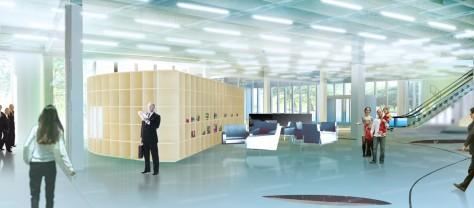 Bibliothèque Multimédia à Vocation Régionale