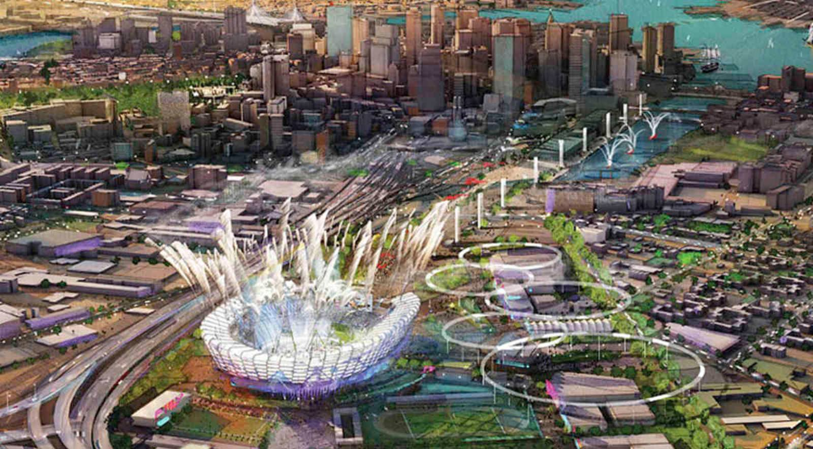 Boston 2024 Olympic Game