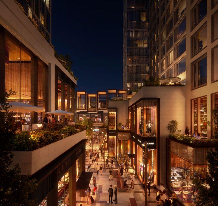 Boston Seaport Square Master Plan