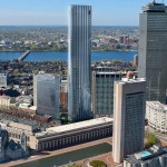 Boston's tallest residential building by Pei Cobb Freed & Partners