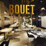 Bouet Restaurant by Ramón Esteve