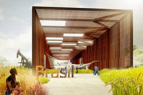 Brazil Pavilion Expo 2015