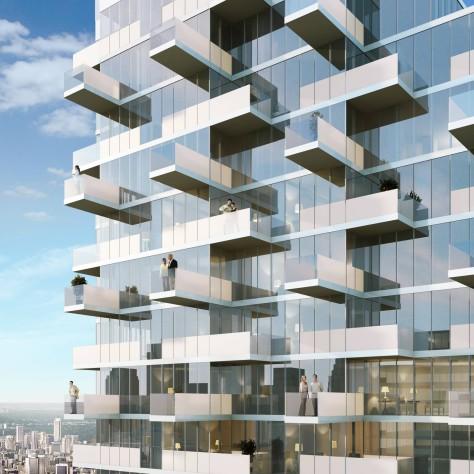 Monde Condominiums