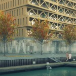 Break Ground for PATCH22 by FRANTZEN et al architects
