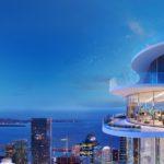 Brickell Flatiron in Miami by Revuelta Architecture International