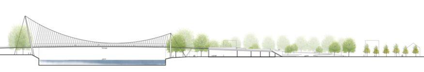 Bridge + School in Utrecht