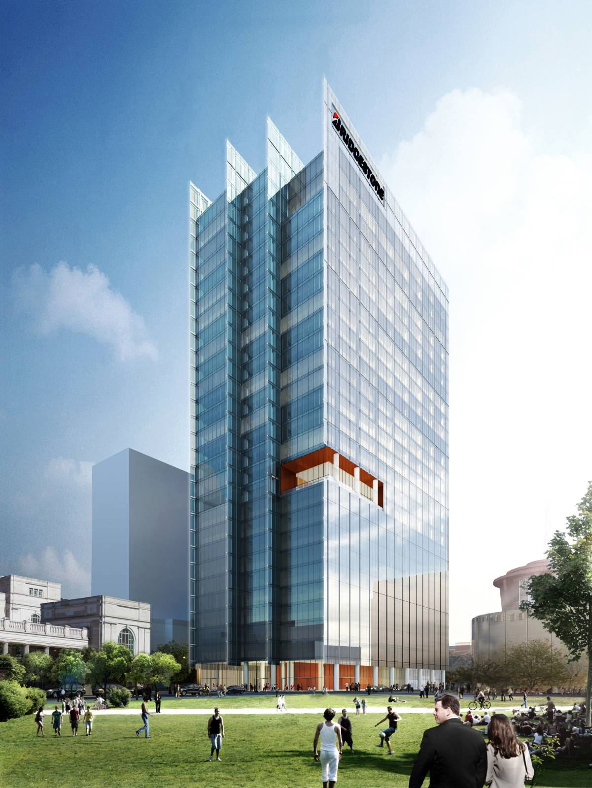 Bridgestone Americas Headquarters By Perkins Will 03