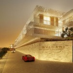 Bulgari Resorts in Dubai by Antonio Citterio Patricia Viel and Partners