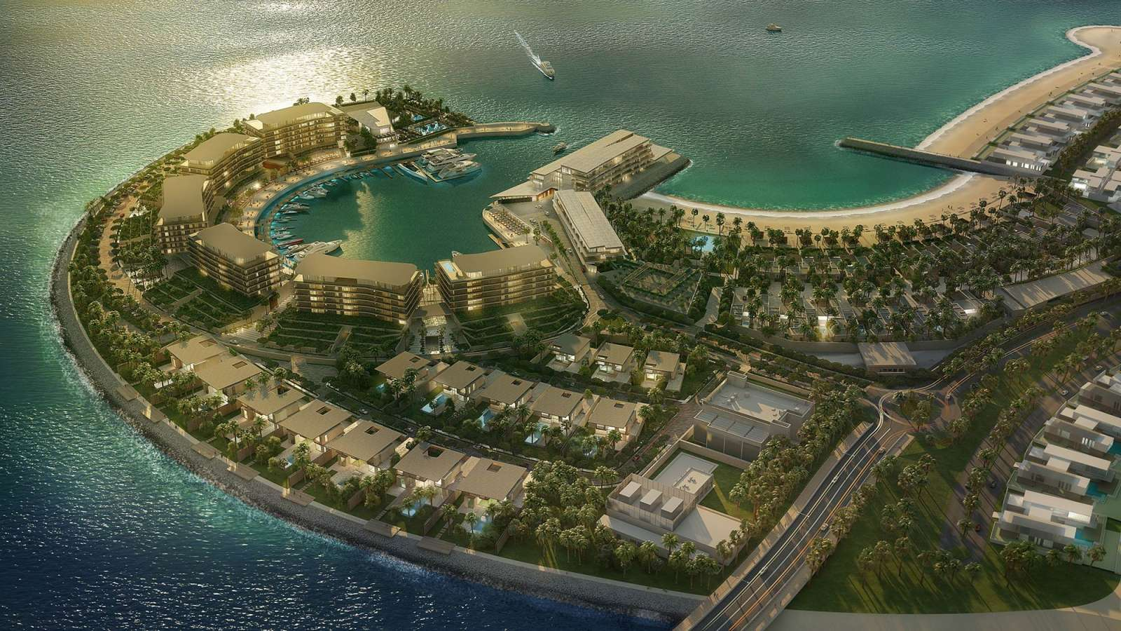 Bulgari Resorts in Dubai