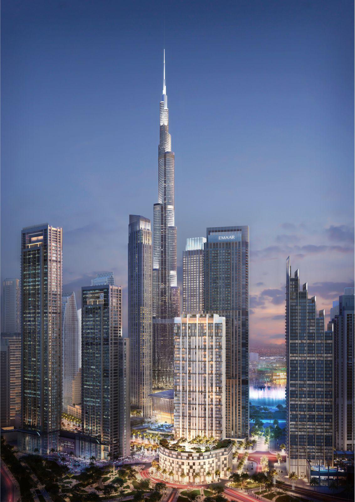 Burj Crown