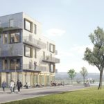 C.F. Møller Architects wins competition for New Timber-Built Housing in Lund