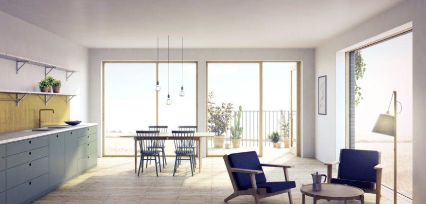 New Timber-Built Housing