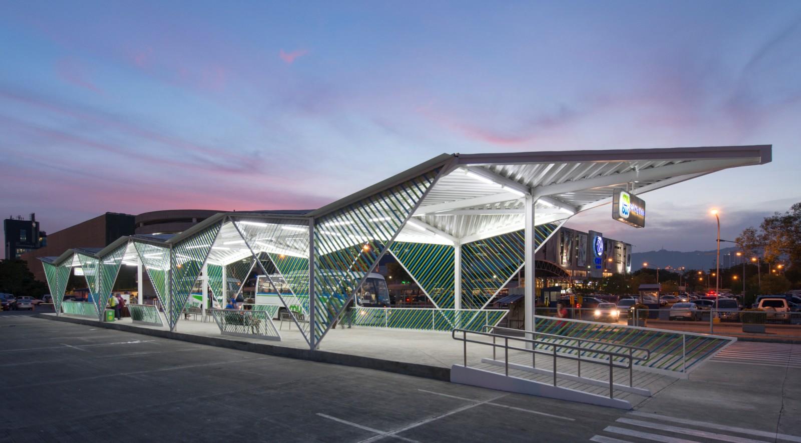 Bus Rapid Transit Station