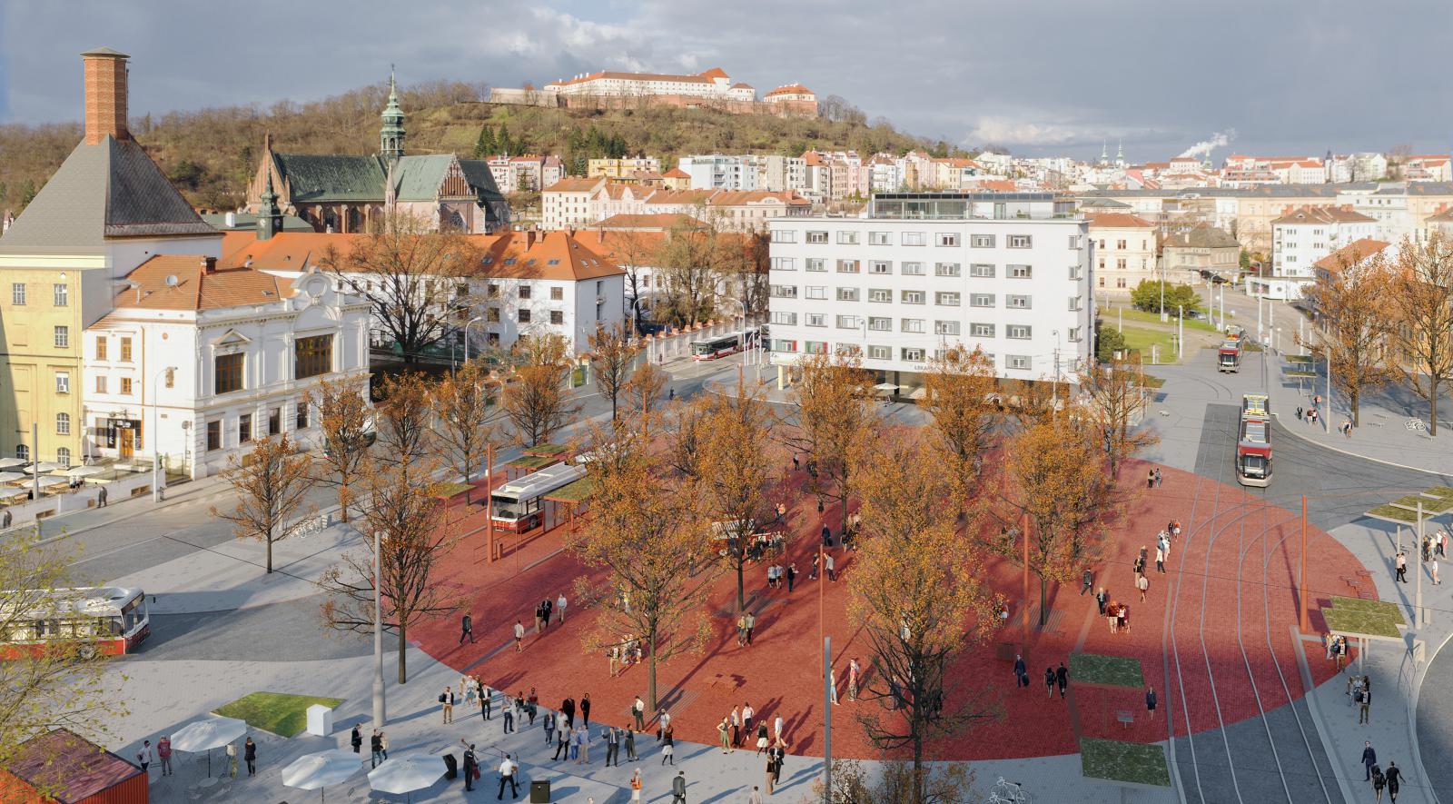 Mendel Square