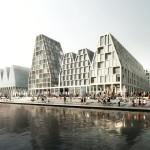 COBE to develop Christiansholm island in Copenhagen's inner harbour