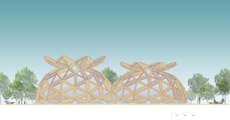COPAGRI Dome for Expo 2015