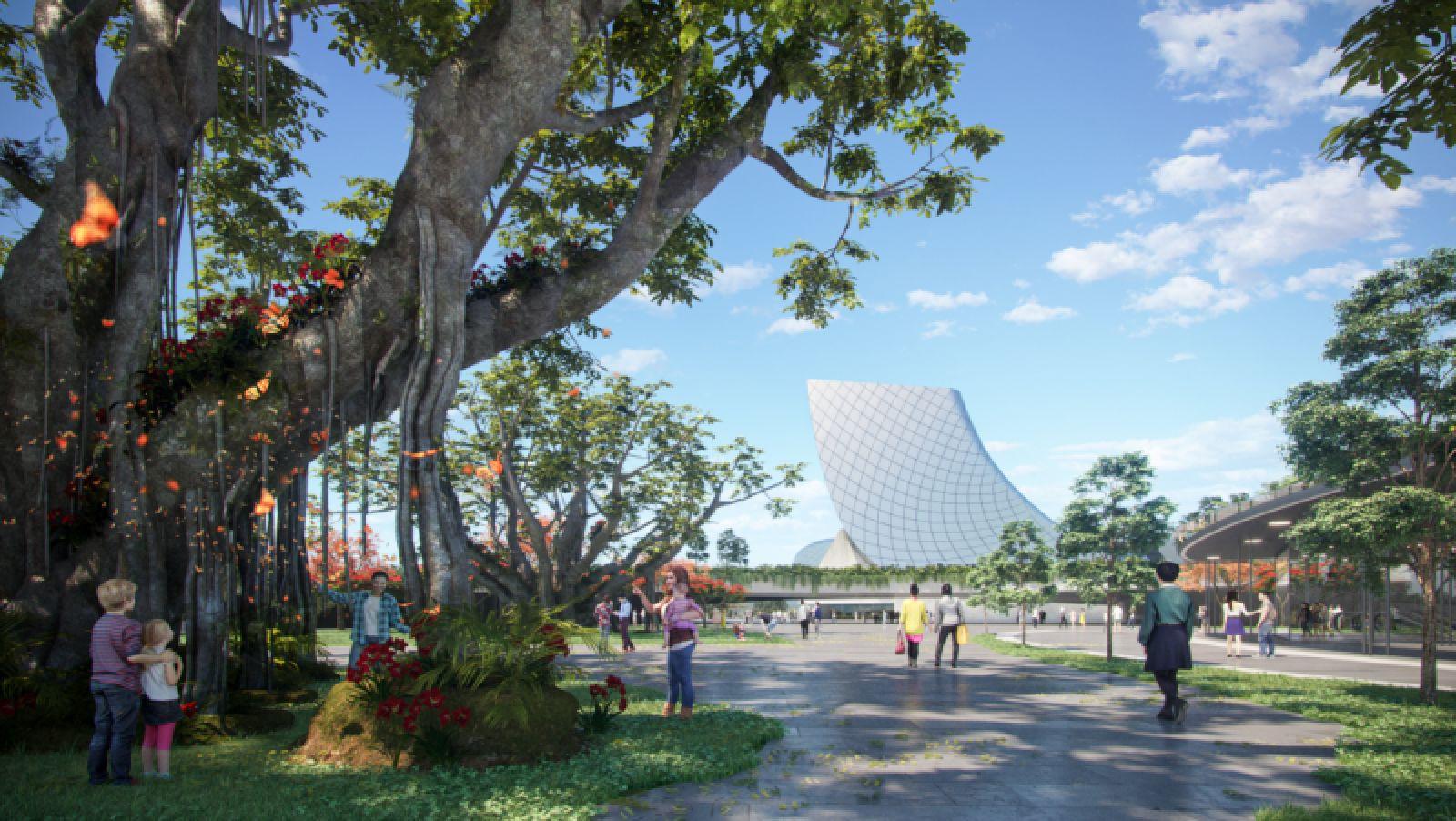 Singapore Founders Memorial