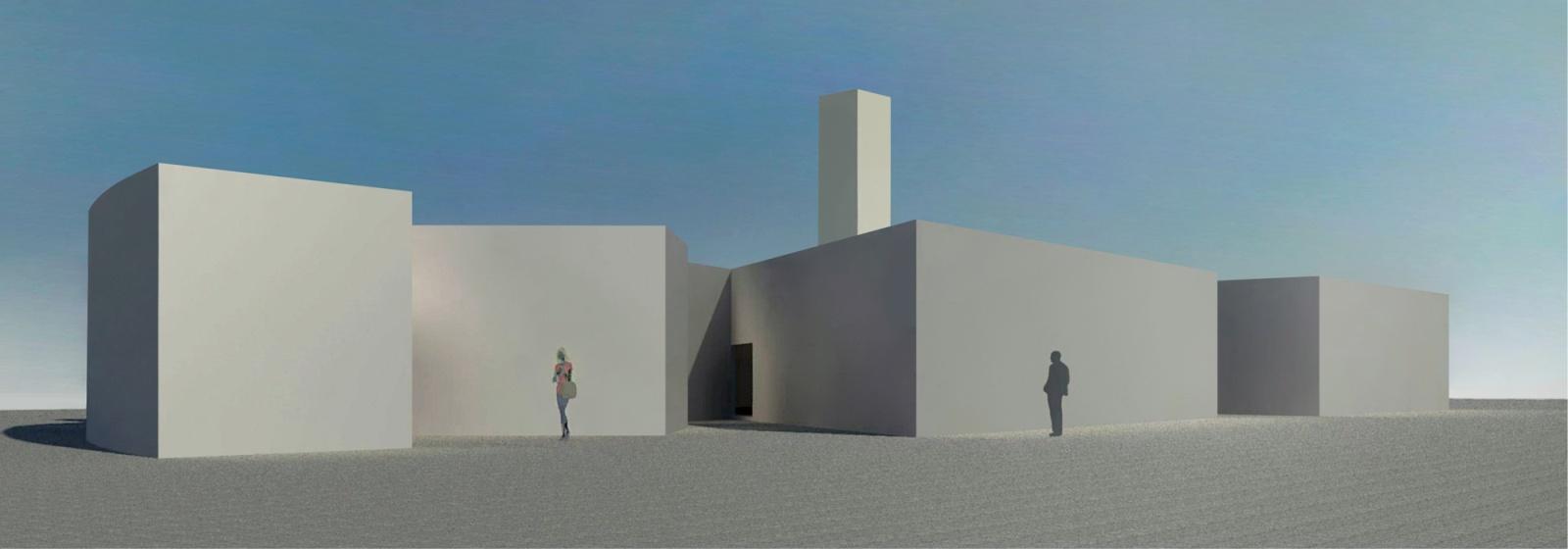 The Siza Pavilion