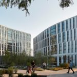 University of Chicago Campus North Residential Commons by Studio Gang Architects