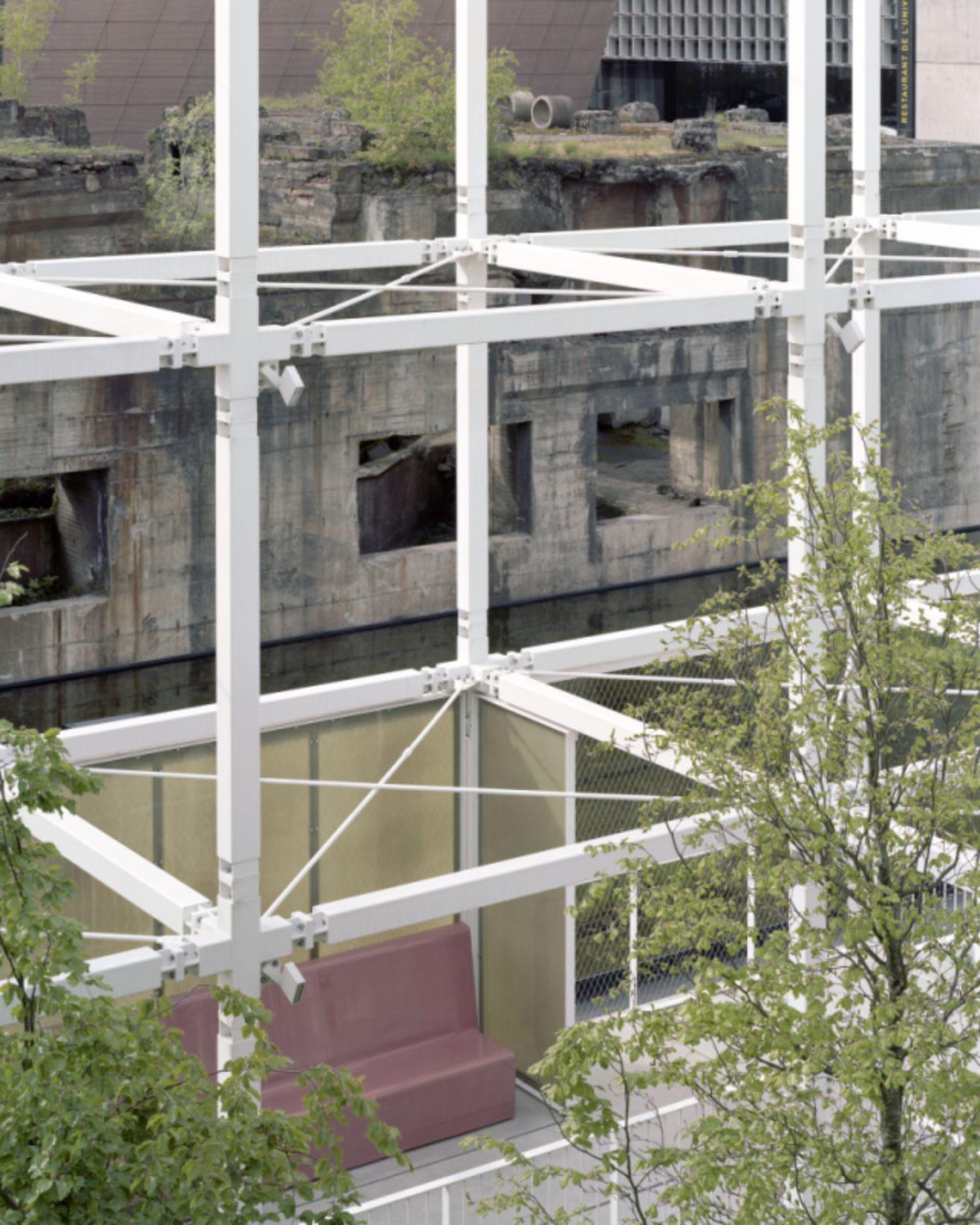 Campus of Belval