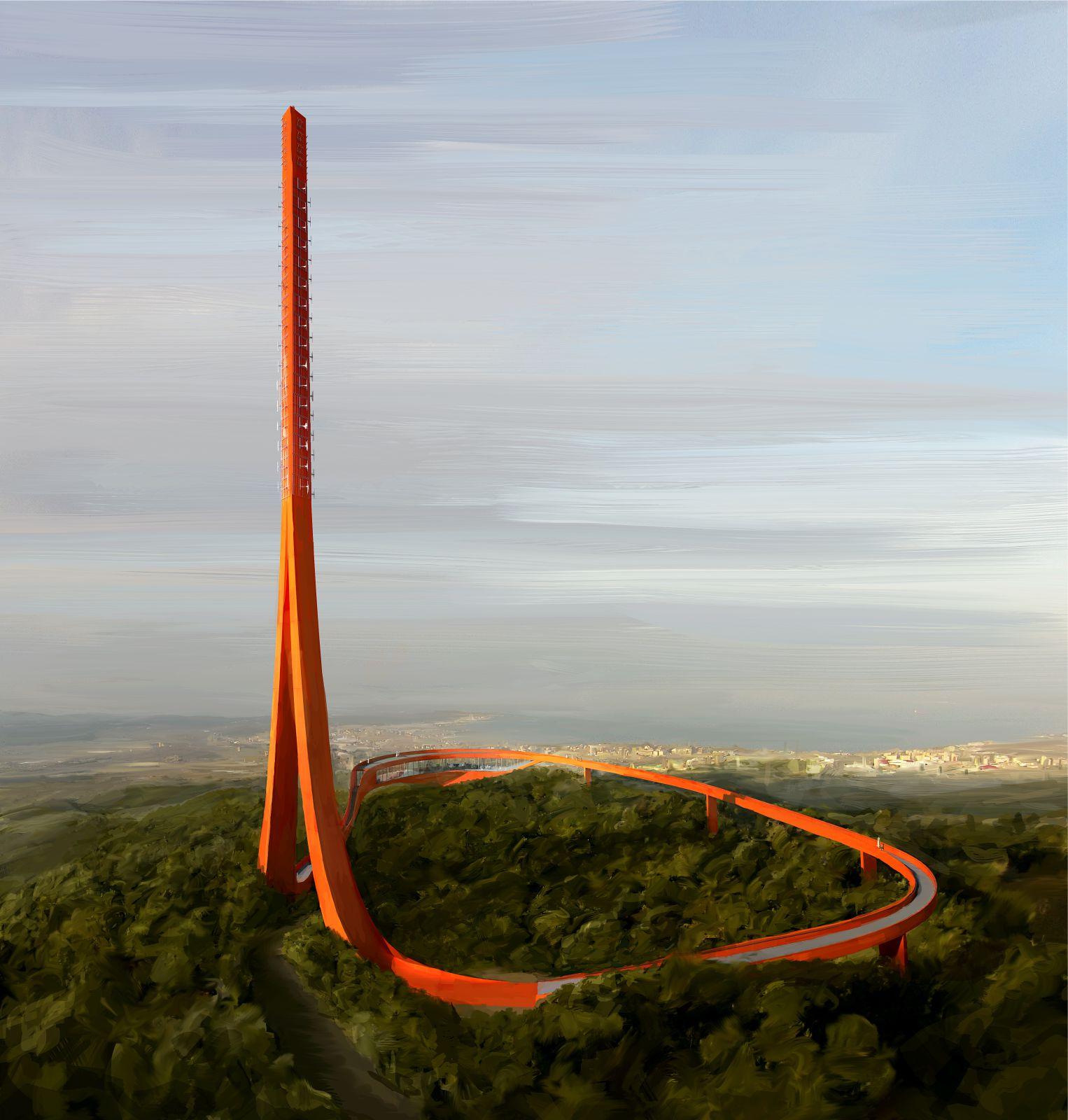 Çanakkale Antenna Tower
