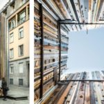 "Capoferri at Milan Design Week presents ""Scrigno del Cielo: Architecture Inside A Window"""
