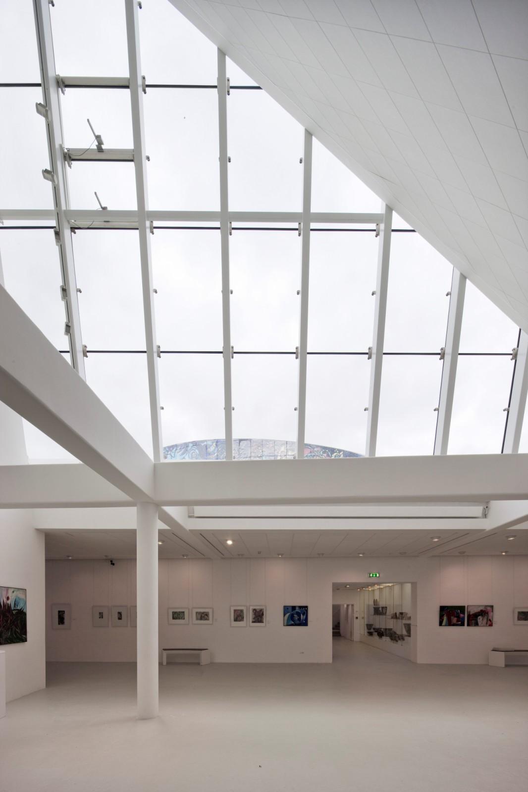 Carl-Henning Pedersen & Else Alfelt Museum