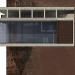 Begins Construction of Casa Brutale, the cliff house by OPA