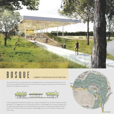 Bosque by Alex Zelaya — Winner