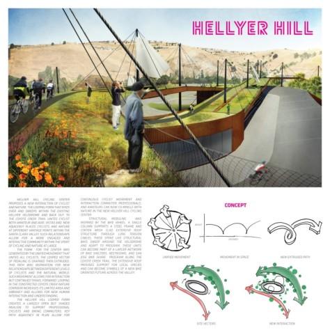 Hellyer Hill by Alexander Dykes — Finalist