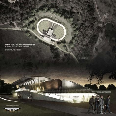 Cycle Center Proposal by Makoto Shibuya — Finalist