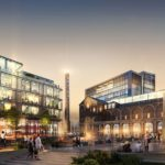 Central Quay in Cardiff by Benoy