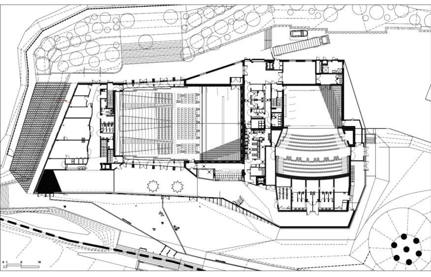 Centre des Congrès de Haute Saintonge