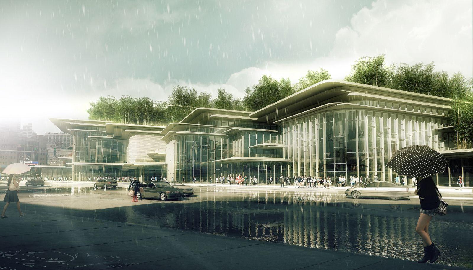Chengdu City Music Hall