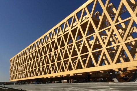 Chile Pavilion Expo 2015