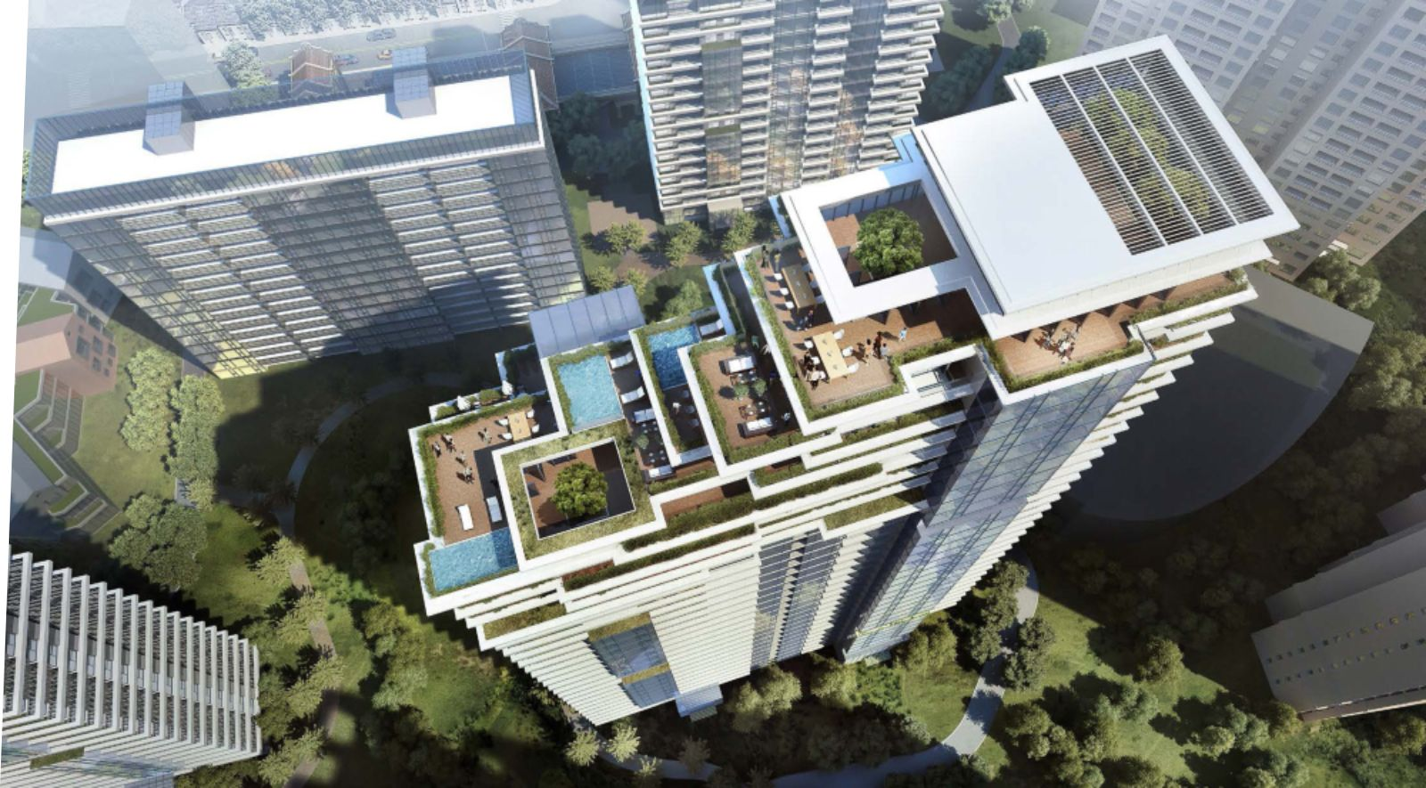 Citic Pacific Residence Phase II