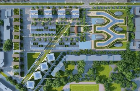 Città della Scienza a Self Sufficient Urban Ecosystem