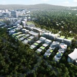 City Centre North Masterplan Springfield by Woods Bagot